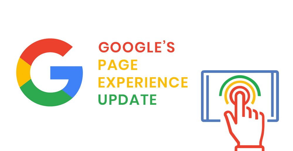 google update page experience